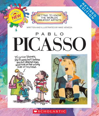 Pablo Picasso By Venezia, Mike